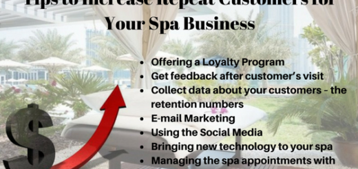 Tips to Increase Repeat Customers for Your Spa Business
