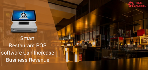 Smart Restaurant POS software Can Increase Business