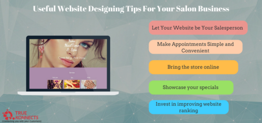 Useful Website Designing Tips for Spa and salon Business